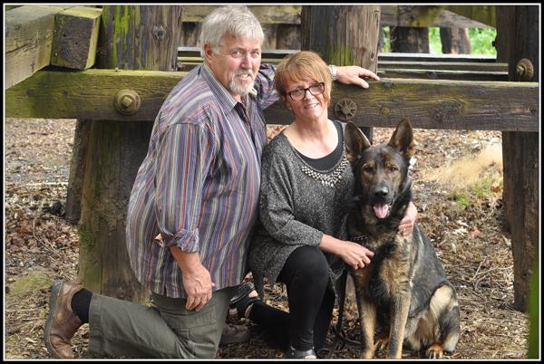 german shepherd breeders oregon